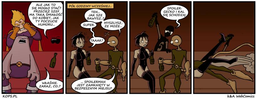 48. Impreza superbohaterów, część 3