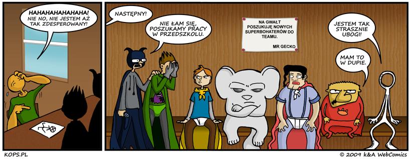 56. Maxima Karnagia: Superbohaterowie na gwałt