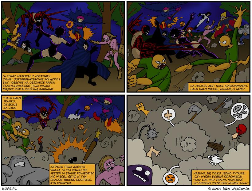 68. Maxima Karnagia: Bitwa, część 3