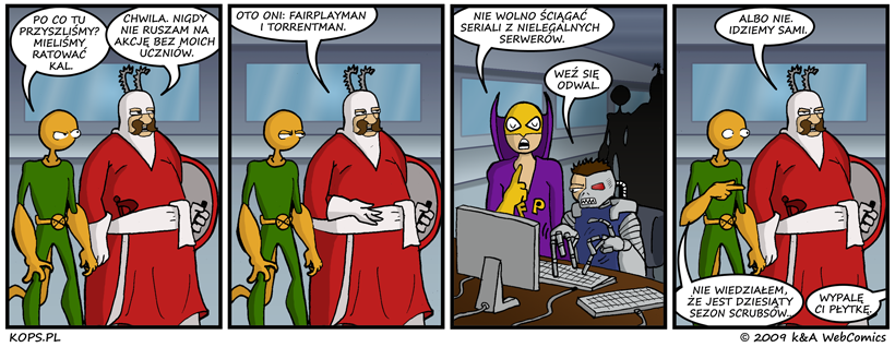 71. Maxima Karnagia: Fairplayman i Torrentman