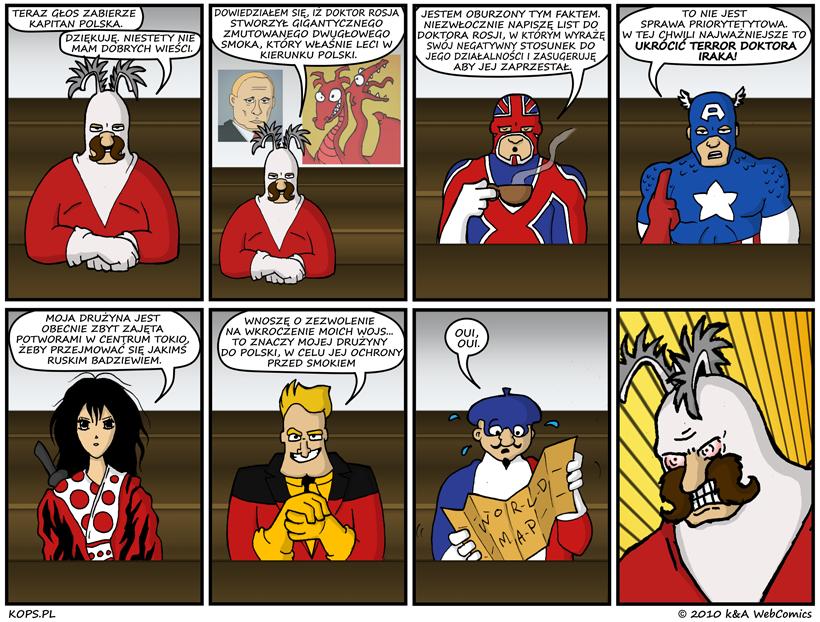 115. Międzynarodowa Rada Superbohaterów