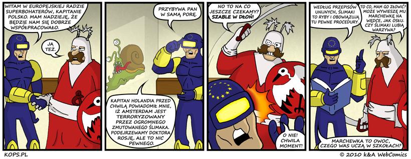 165. Kapitan Polska i Kapitan Unia