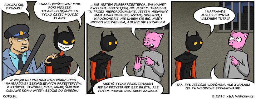 261. Człowiek-Świńska Grypa żyje!