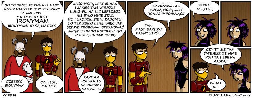 298. Ironyman