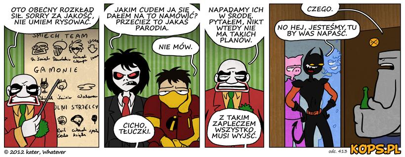 Nowa Beznadzieja: Plan