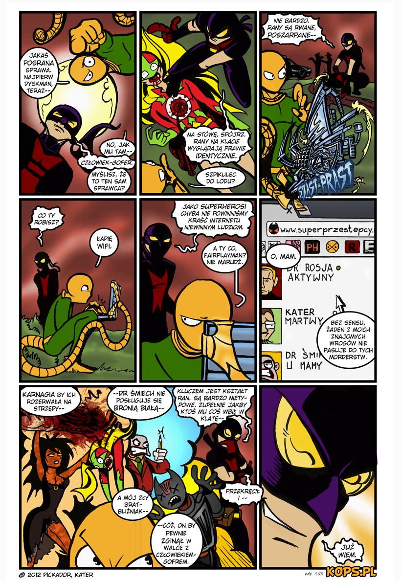 Szpak&Gecko crossover, część 5