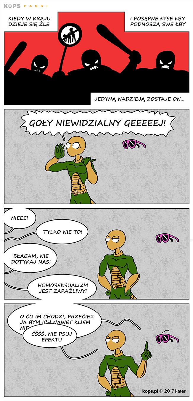 KOPS vs Łyse Łby